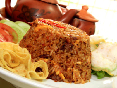 nasi goreng buntut