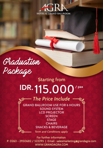 GRADUATION PACKAGE 2020